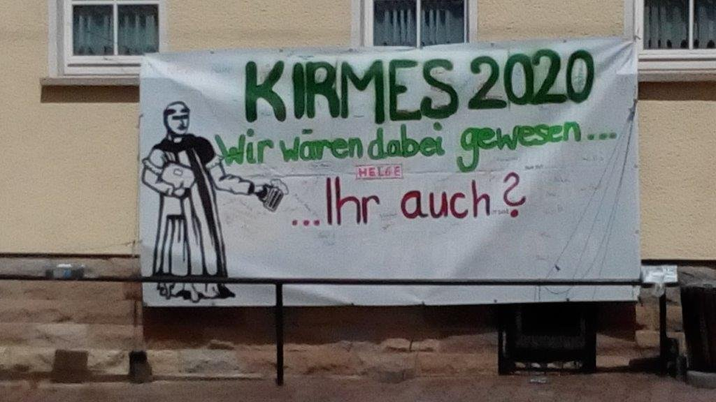 Kirmes 2020 in Gebesee